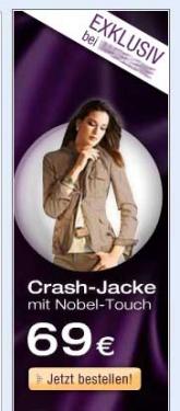 Crashjacke