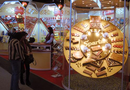 Sandalenschokolade