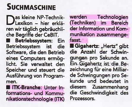 ITK-Branche